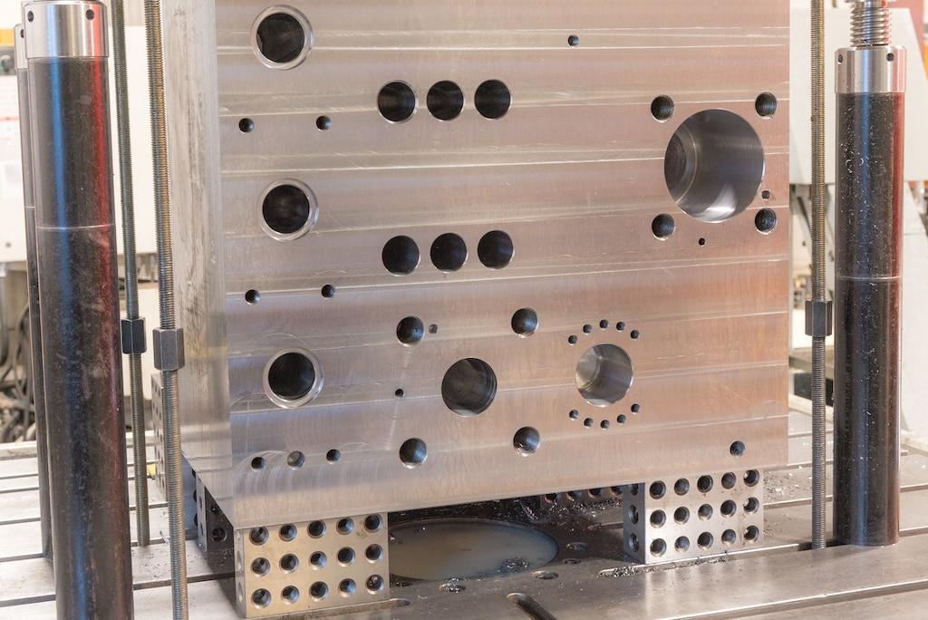 CNC Machining - Waycon