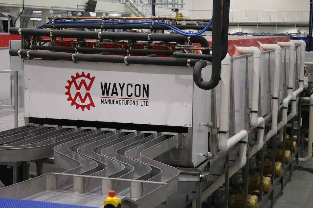 Waycon Manufacturing Ltd. Hydro Cooler