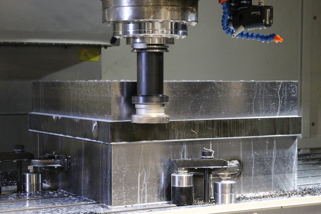 Waycon Manufacturing Ltd. extensive Machining Capability