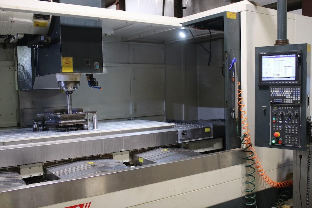 Waycon Manufacturing Ltd. CNC Machining Equipment 1