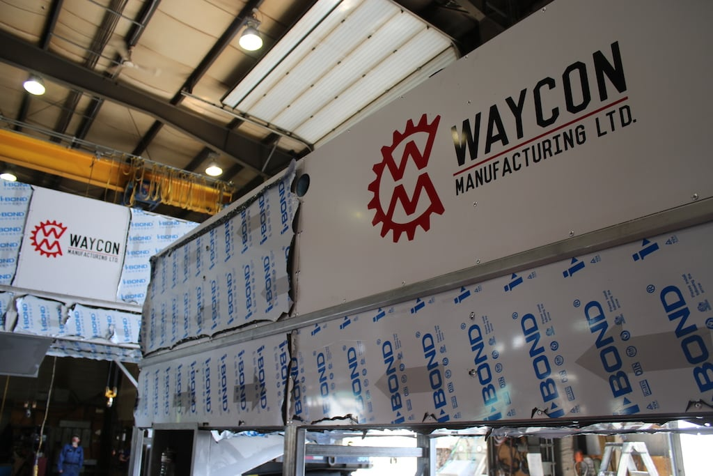 Waycon Manufacturing Ltd. Lifting Equipment 2